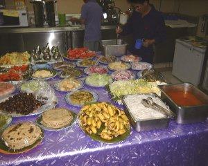 Offshore buffet
