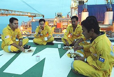 Fasting – Offshore Style | Wata - Malaysian Oil and Gas Engineer