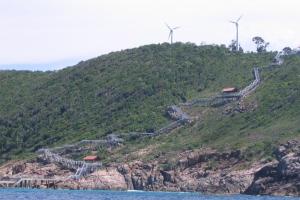 Perhentian Wind Turbines