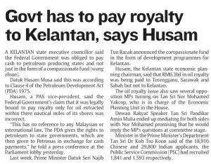 Royalty Kelantan
