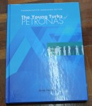 Book Cover - Young Turks of PETRONAS
