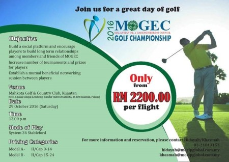 MOGEC Golf 2016-10-29