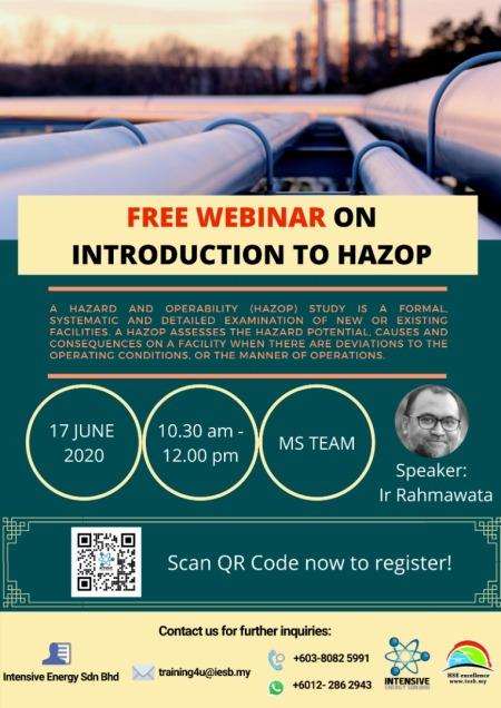 Webinar HAZOP 2020-06
